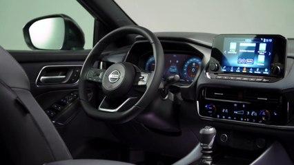 Der neue Nissan Qashqai - Intelligente LED-Scheinwerfer