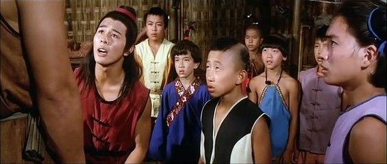 Jet Li - 1984 - Shaolin Temple 2 - Kids from Shaolin - PART 09