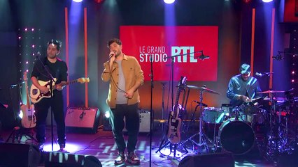 Jérémy Frerot - Fais-le (Live) - Le Grand Studio RTL