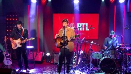 Jérémy Frerot - Un homme (Live) - Le Grand Studio RTL