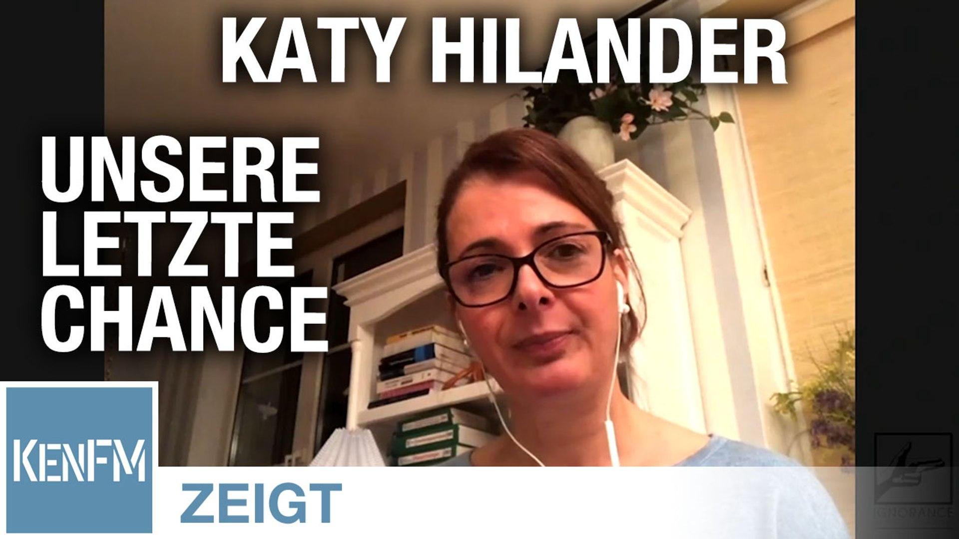 Katy Hilander – Unsere letzte Chance