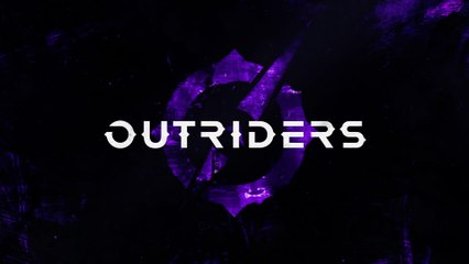 Outriders - Demo Launch Trailer PS5 PS4