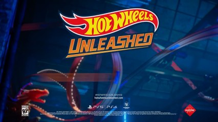 Hot Wheels Unleashed - Announcement Trailer PS5 PS4
