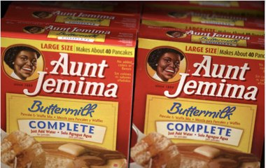 Aunt Jemima is Changing It's Name and Logo
