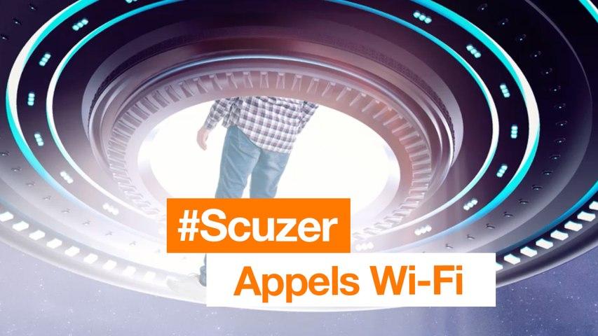 #Scuzer-Appels Wi-Fi-Orange