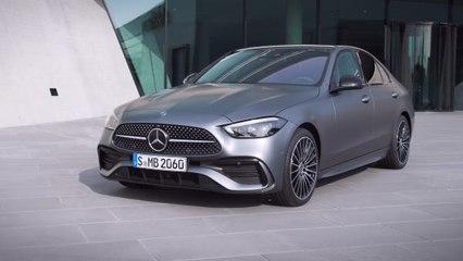 Mercedes: S-Klasse Technik in der neuen C-Klasse