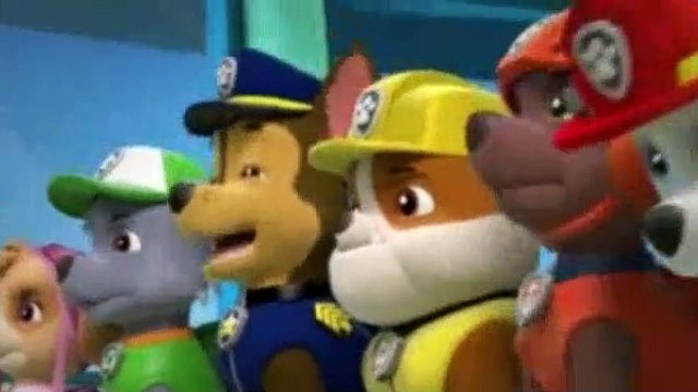 Paw Patrol Season 1 Episode 5,6 Pups And The Kitty-Tastrophe Pups Save A Train