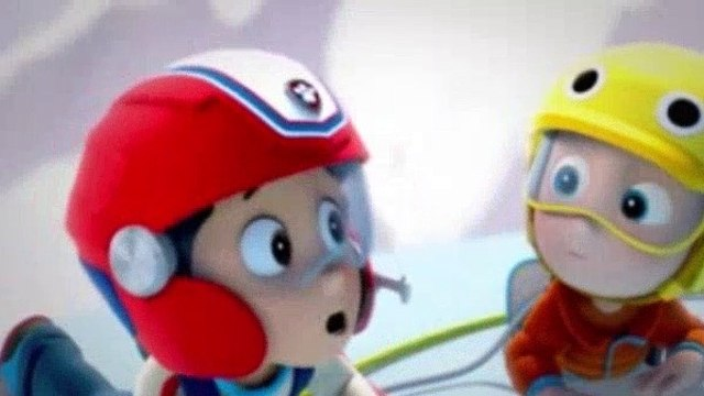 Paw Patrol Season 1 Episode 11,12 Pups On Ice Pups And The Snow Monster