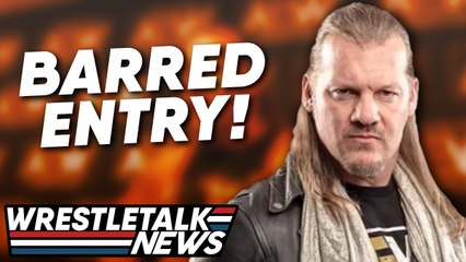 WWE Block Chris Jericho At Convention! WWE Championship WrestleMania 37 Plans? | WrestleTalk News