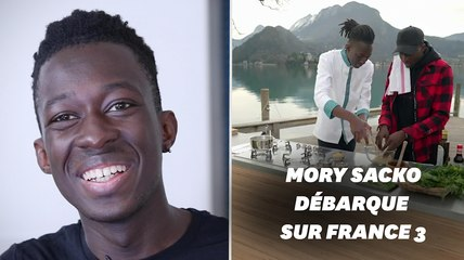 """Mory Sacko s'est inspiré de Netflix pour """"Cuisine Ouverte"""" sur France 3"""