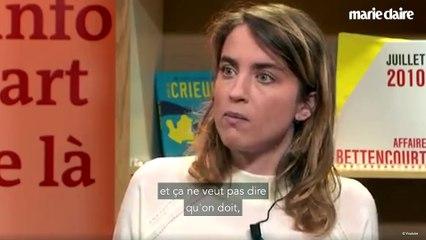 Adèle Haenel, un rôle modèle