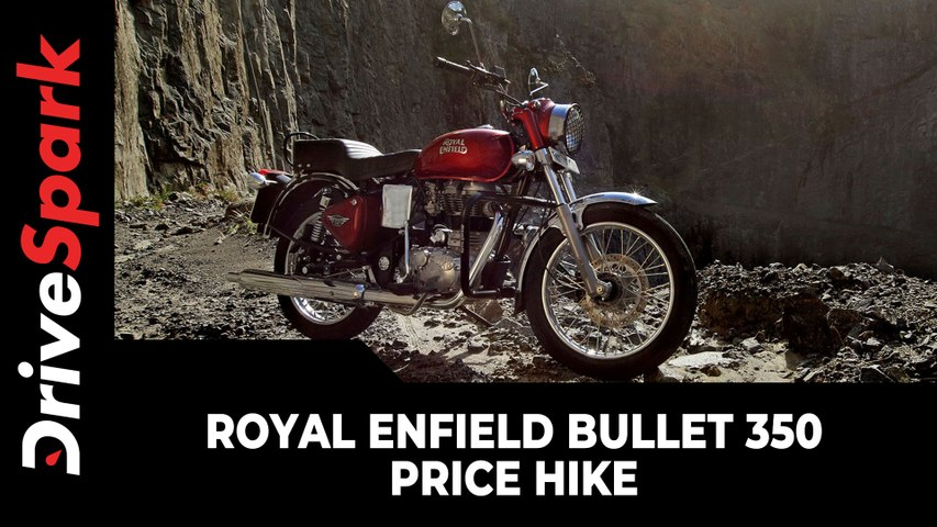 Royal Enfield Bullet 350 Price Hike | New Price List, Specs, Features & Other Updates