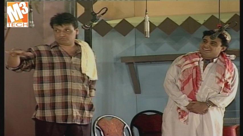Best Comedy Of Umer Sharif,Sikandar Sanam And Saleem Afridi - Sab China Hai - Comedy Clip