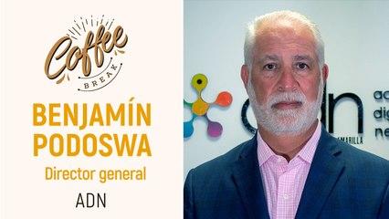 Coffe Break - Benjamín Podoswa - ADN