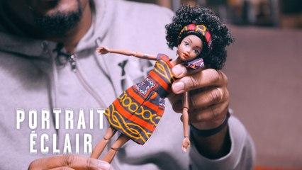 YMMA, des poupées noires pour inspirer | Portrait Éclair