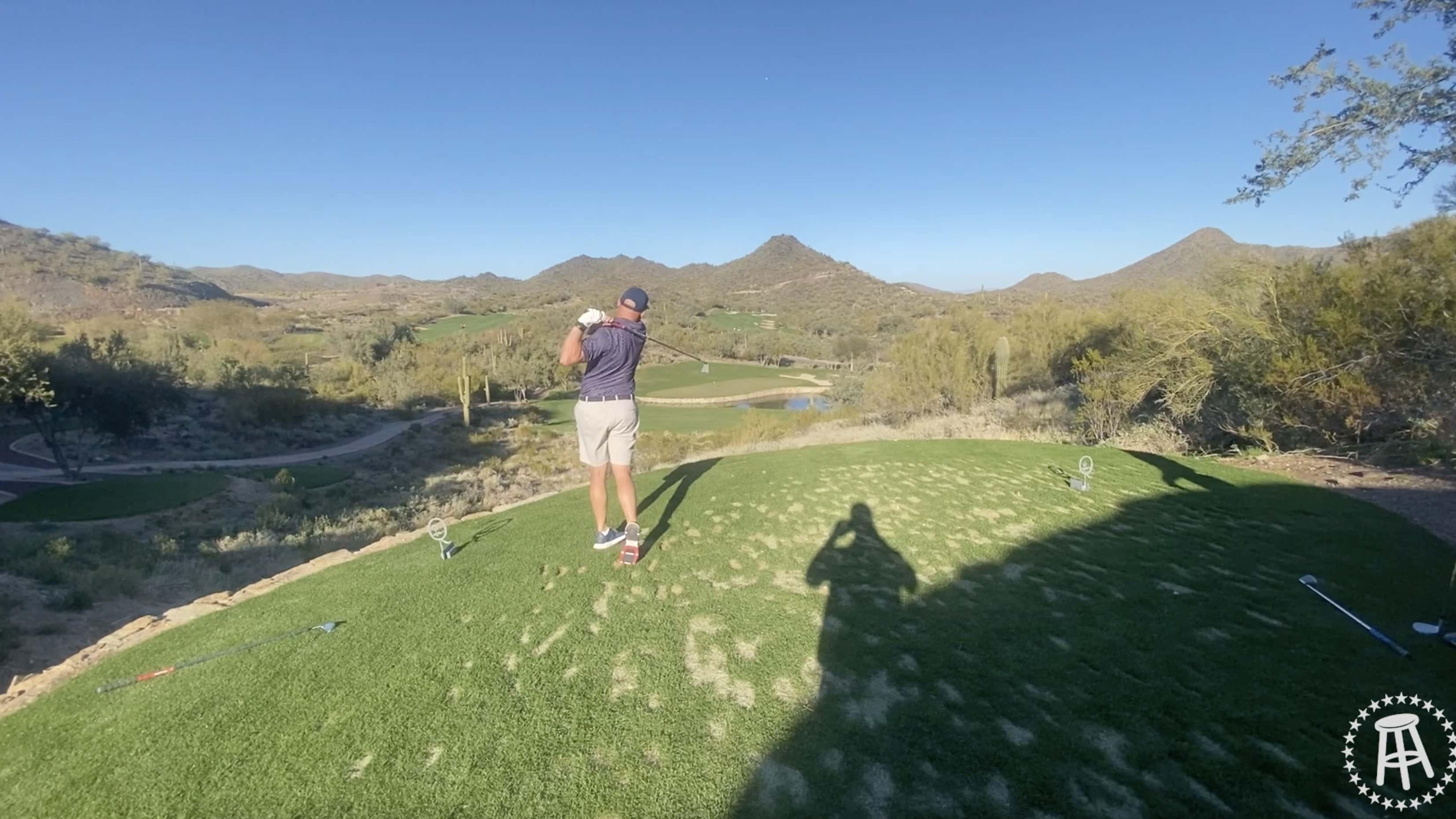 Riggs Vs Quintero Golf Club, 9th Hole