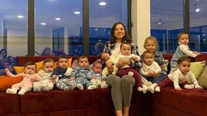 Esta mujer rusa quiere batir un récord: ¡tener 100 hijos!
