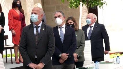 La Junta entrega los reconocimientos del Día de Andalucía en Málaga