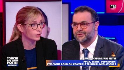 PPDA, Richard Berry, Gérard Depardieu : Il y a-t-il un tribunal médiatique ?