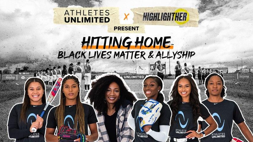 "Hitting Home: Diversity in Softball - Episode 3: ""Black Lives Matter and Allyship"""