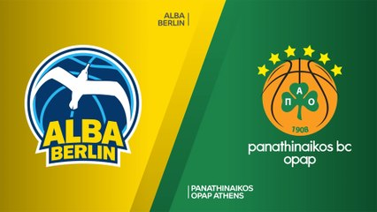 EuroLeague 2020-21 Highlights Regular Season Round 26 video: ALBA 74-65 Panathinaikos