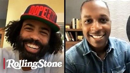Actors Daveed Diggs & Leslie Odom Jr. Discuss 'Hamilton,' 'Snowpiercer' & More | Spoken Dialogue