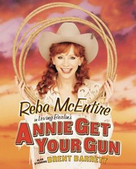 Reba McEntire Looks Back on Her Broadway Debut in Annie Get Your Gun 20 Years Ago This Wee