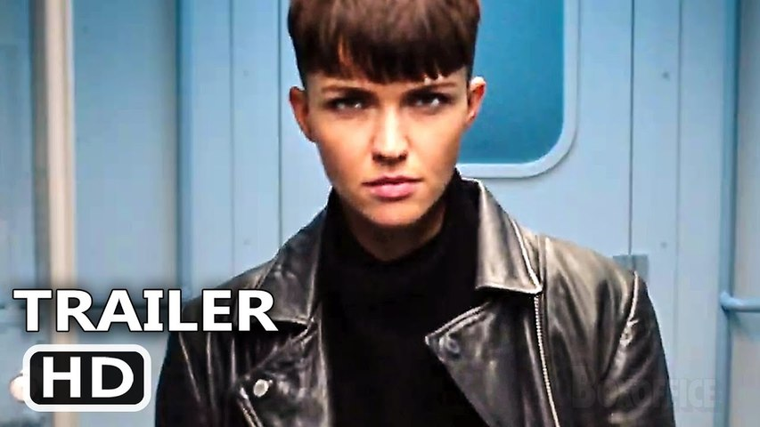 SAS RED NOTICE Trailer 2 (NEW 2021) Ruby Rose, Andy Serkis, Action Movie