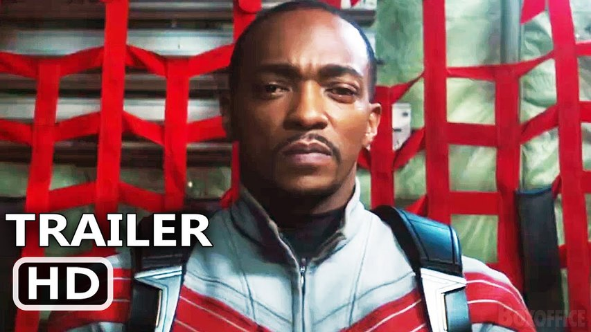 THE FALCON AND THE WINTER SOLDIER Trailer 3 (2021) Anthony Mackie, Sebastian Stan