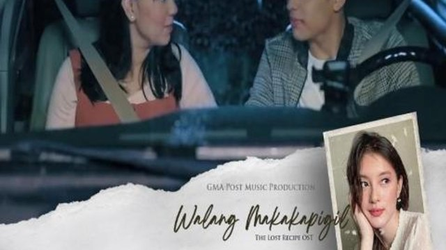 "Playlist Lyric Video: ""Walang Makakapigil"" by Arra San Agustin  (The Lost Recipe OST)"