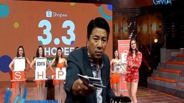 Wowowin: Kung ikaw ang maglalaro sa 'Shopee Milyonaryo,' pera o kahon?