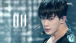 [Comeback Stage] WONHO - Lose, 원호 - 루즈 Show Music core 20210227