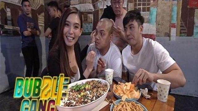 Bubble Gang: Mukbang challenge sa lamay