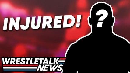 WWE Raw Star Injured! WWE SmackDown Review!   WrestleTalk News