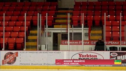 Pre Novice Women Short - Saskatchewan Virtual Cup (2)