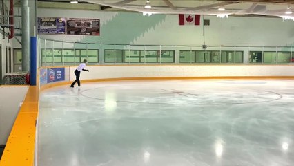 Pre Novice Men Short - Saskatchewan Virtual Cup (3)