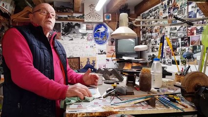 Maurice Fischesser, artiste collectionneur hors pair