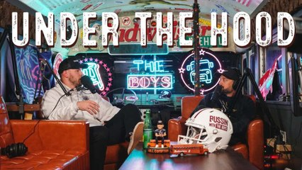 Under the Hood | Nate Bargatze BTS, Ad Reads, and A New Home for The Bus?