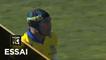 TOP 14 - Essai de Sébastien VAHAAMAHINA (ASM) - Agen - Clermont - J16 - Saison 2020/2021