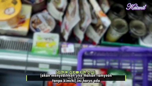 [SUB INDO] YANGYANG 6-7AM NCT 24hr RELAY CAM