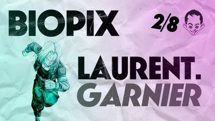 BIOPIX - Laurent Garnier : Une vie d'artiste illustrée [2/8]