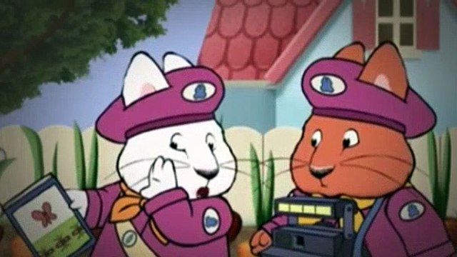 Max & Ruby Season 5 Episode 3 Ruby Gets the Picture Ruby's Birdie Max Plays Catch