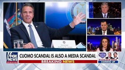 Joe Concha slams media bias CNN stands for 'Cuomo News Network'
