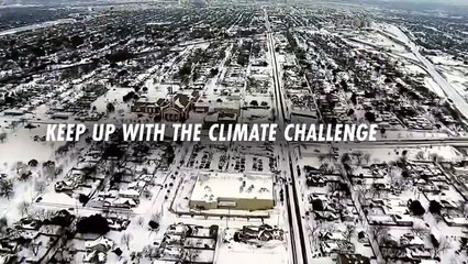 Keep Up With The Climate Challenge