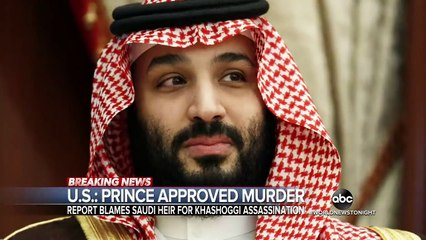 US intelligence report on 2018 brutal murder of Saudi journalist released  WNT