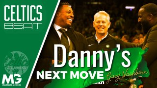 Danny Ainge Needs to Do More to Help the Celtics NOW