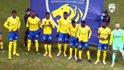 Le résumé de FCSM-EA Guingamp (0-0)