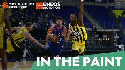 In the Paint | Efes owned Istanbul Derby