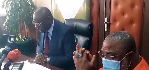 An 61 de la monnaie guinéenne: le gouverneur de la Banque centrale, Louncény Nabé, annonce de grandes réformes