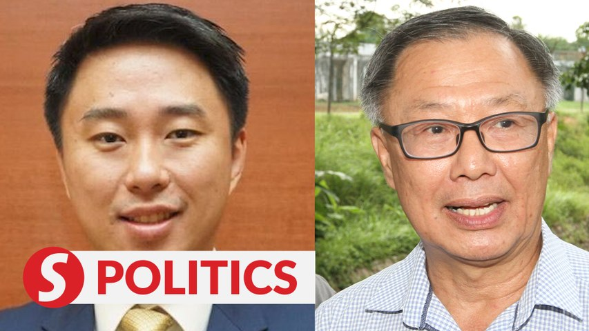 Two MPs quit PKR and declare support for PM